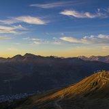 Sicht vom Jakobshorn - ©Davos Klosters