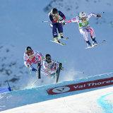 Ski Cross World Cup Val Thorens - ©L. Salino/Zoom
