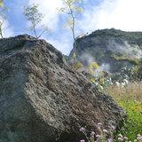 Fumerolen beim Bocca di Tifeo - ©B. Schwertfeger