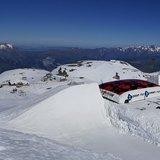 Glacier skiing in Europe June 2016 - ©Arnaud Guerrand