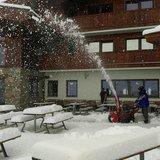 Sníh v létě! Alpy 14.7.2016 - ©Hintertuxer Gletscher