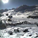 La prima neve sul resto delle Alpi - Ottobre 2016 - ©Pitztal Glacier/Facebook