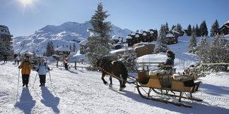 Autovrije skigebieden: groener, kalmer, veiliger - ©Gilles Galas / Avoriaz Tourisme