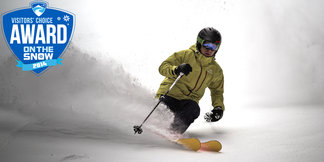 2014's Top 4 North American Ski Resorts Are...