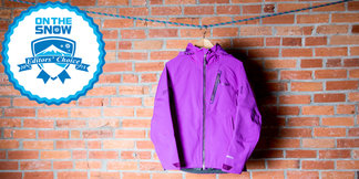 2015 Women's Jacket Editors' Choice: Outdoor Research Women's Trickshot Jacket