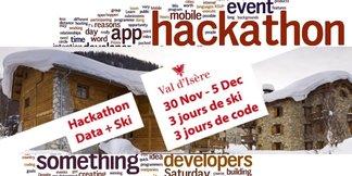 L'hackathon, le dernier défi de Val d'Isère