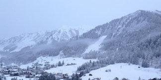 Der erste Schnee im November: Bilder aus den Skigebieten