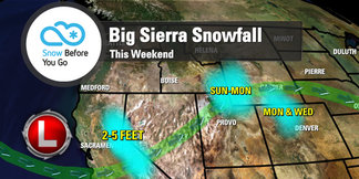Snow Before You Go: Thanksgiving Weekend Powder Feast