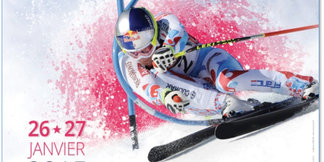 Monts-Jura accueille la Coupe d'Europe FIS de Ski alpin Hommes