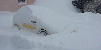 Rakousko pod sněhem (26.12.2014)