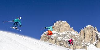 Le 10 piste cult della Val di Fassa - ©Val di Fassa / R. Brunel