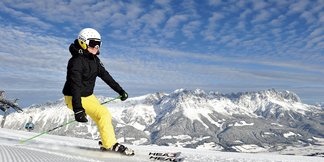 Five of the best ski resorts for intermediates - ©Skiwelt Wilder Kaiser Brixental.