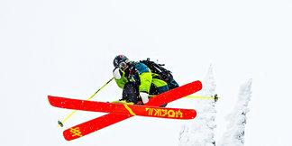 Die besten Freeride-Bilder der Skisport-Marken