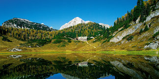 Auftakt der Hütten-Saison im Berchtesgadener Land
