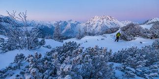 Winterwandern am Watzmann: Traumtouren im Berchtesgadener Land - ©Iris Kürschner
