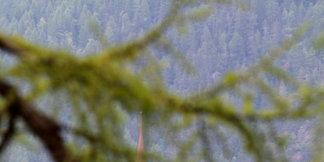 Ausblick vom Klettersteig Lehner Wasserfall