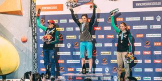 Titel für Wurm und Hojer: Deutsche Boulderer sind Europameister!