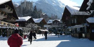 Top 20 des stations de ski les plus chics du monde - ©Gstaad Saanenland Tourismus