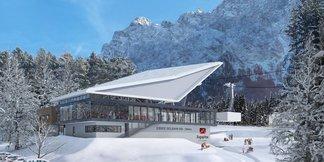 Nieuwe liften, nieuwe partnerships, nieuwe investeringen -  Duitsland - ©Bayerische Zugspitzbahn Hasenauer Architekten