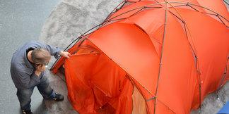 Zelte 2016: Variabel, leicht und praktisch