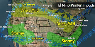 What El Niño Has in Store for Winter 2015/2016