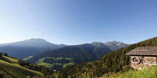 Landschaftsaufnahme im Ultental