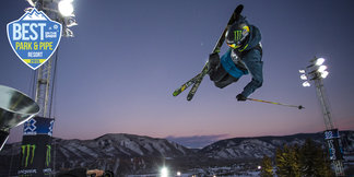 Aspen Snowmass Scores Top Spot for 2015 Park & Pipe - ©Jeremy Swanson