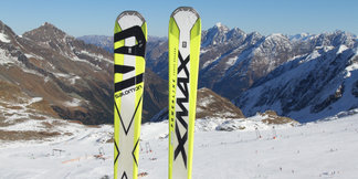 Im Skiinfo-Test: Der Salomon X-Max - ©Skiinfo