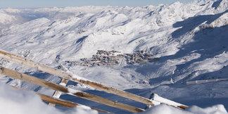 Le ski c'est dès aujourd'hui à Val Thorens