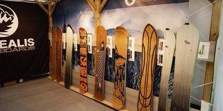 Ispo 2016: snowboardtrends voor volgende winter - ©Facebook Borealis-snowboards