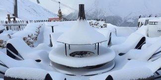 Torna la neve! Previsioni nevicate a 3 giorni - ©Mottolino Fun Mountain Facebook