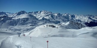 Największe ośrodki Austrii: 1 - Ski Arlberg |St. Anton - Lech/Zürs - Warth-Schröcken| - ©Tomasz Wojciechowski