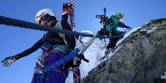St. Anton tylko dla orłów: jedyny zimowy szlak wspinaczkowy Tyrolu - ©Travelvalley.nl
