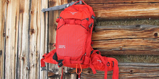 Im Test: Osprey Kamber 32 Skirucksack - ©Skiinfo