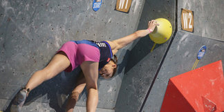 Boulder-Weltcup in Innsbruck (AUT) - ©IFSC | The Circuit Climbing | Eddie Fowke