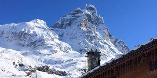 Fine Maggio in montagna: neve e sole sulle webcam