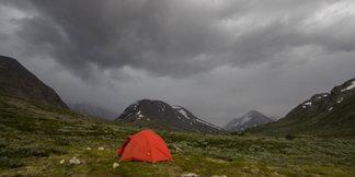 Richtiges Verhalten bei Gewitter: Was tun bei Blitz und Donner in den Bergen? - ©Erika Spengler