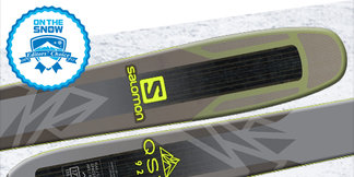 Editors' choice: Best all-mountain front skis 2016/2017 - ©Salomon