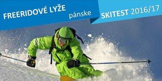 Freeride Skitest 2016/17: 11 párov pánskych freeridových lyží v našom teste - ©stefcervos