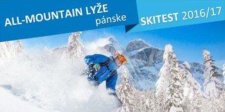 Allmountain Skitest 2016/17: 22 modelov všestranných lyží pre pánov - ©Lukas Gojda
