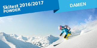 Skitest 2016/2017: Die besten Powderlatten für Frauen - ©mRGB