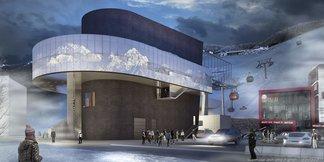 Najväčšie lyžiarske strediská v Rakúsku: 8 – Sölden - ©obermoser arch-omo zt gmbh | architektur © :Bergbahnen Sölden