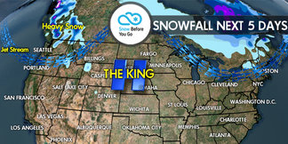 11.10 Snow Before You Go: Storm System Signs - ©Meteorologist Chris Tomer