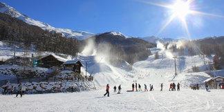 La station des Orres ouvre son domaine skiable