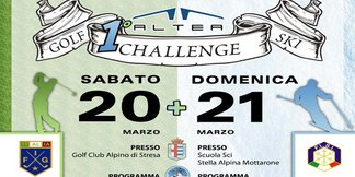 1° Altea Challange Golf-Ski