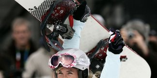 Tanja Frieden ambassadrice du Rivella Family Contest - ©Swiss Ski