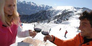 Plaisirs gustatifs autour d'une bonne table de montagne - ©visitfiemme.it