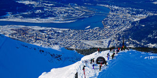 Primera parada del Freeride World Tour 2013: Revelstoke (British Columbia, Canadá).  - ©Freeride World Tour