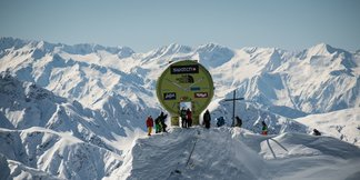 Freeride World Tour 2013 - Etape de Fieberbrunn (AUT)