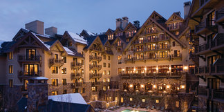 Luxury Ski Lodge: Four Seasons Resort & Residences Vail - ©Jeff Scroggins